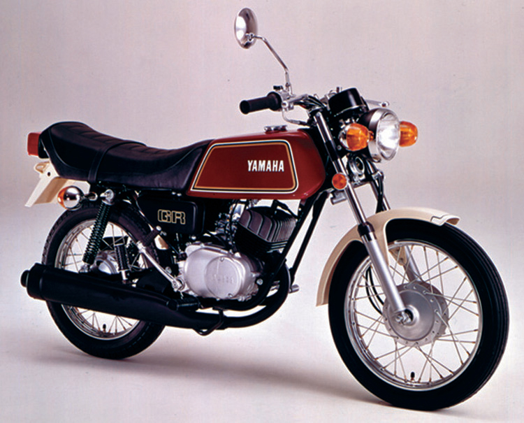 YAMAHA&nbsp;GR80