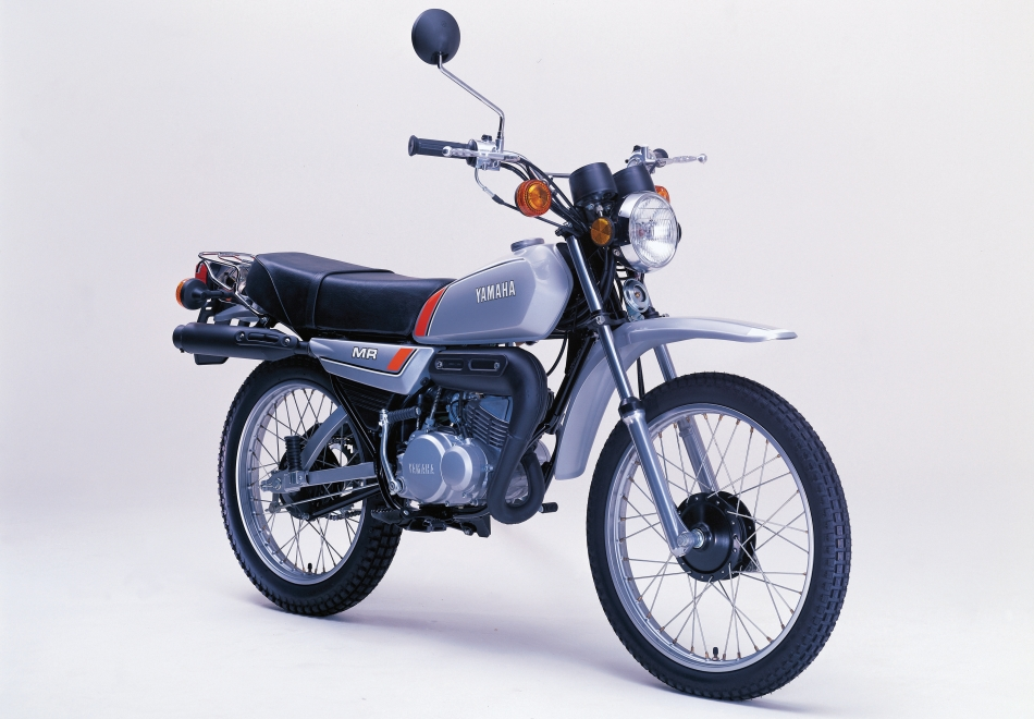 YAMAHA&nbsp;MR80