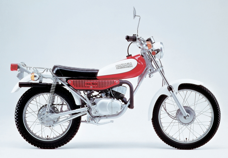YAMAHA&nbsp;TY80