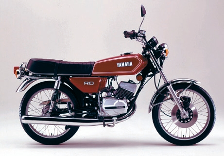 YAMAHA&nbsp;RD90