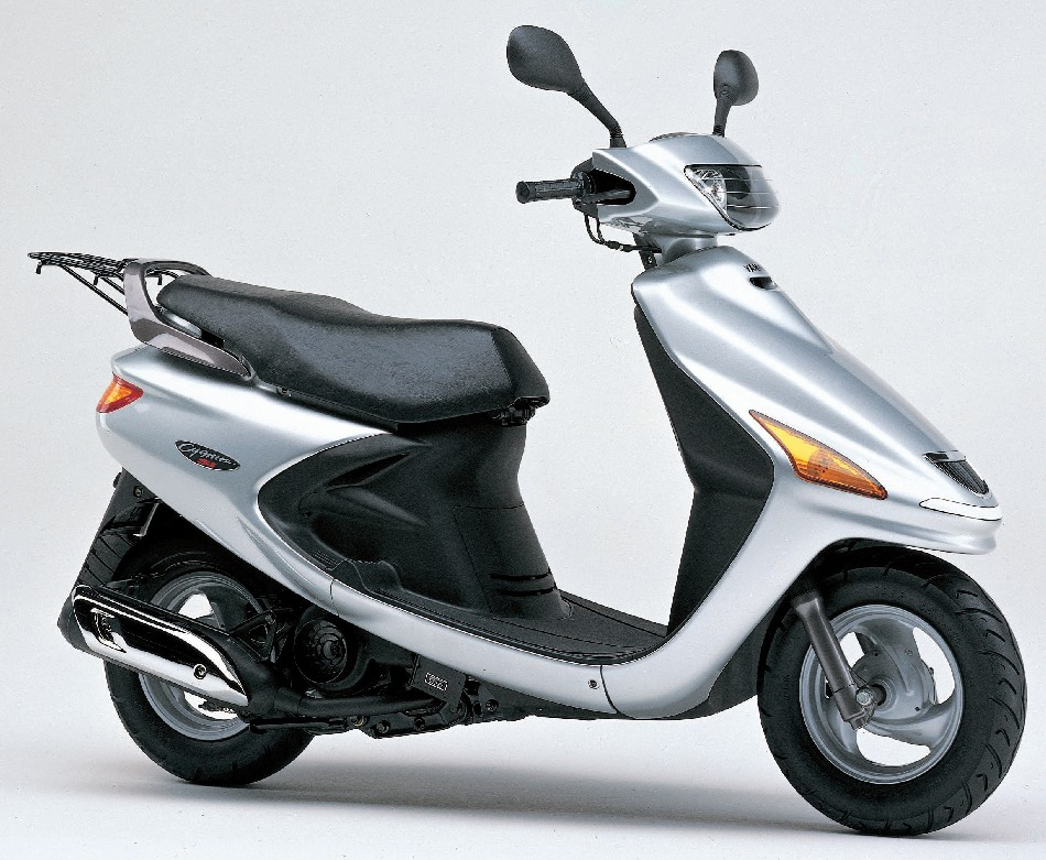 YAMAHA&nbsp;CYGNUS125