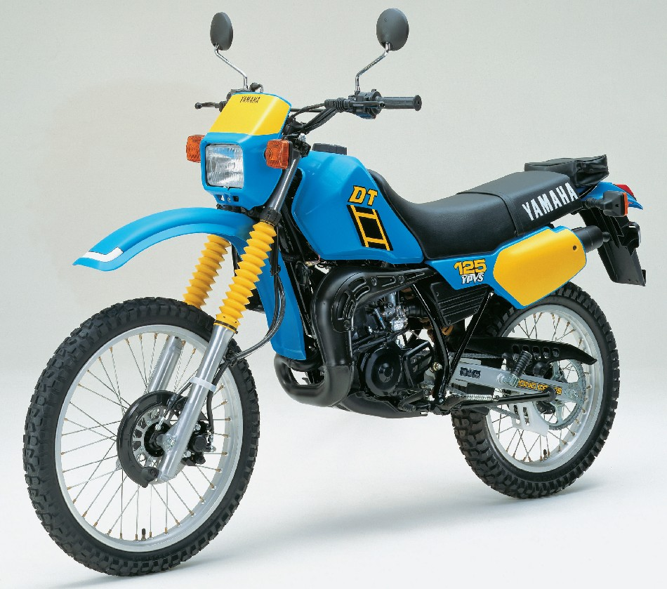 YAMAHA&nbsp;DT125