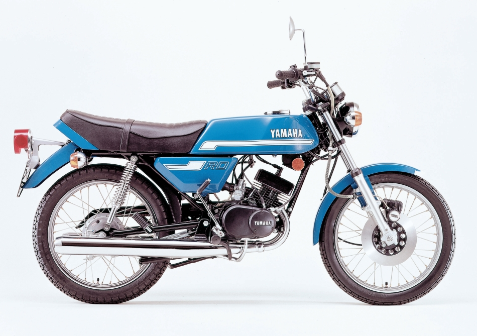 YAMAHA&nbsp;RD125