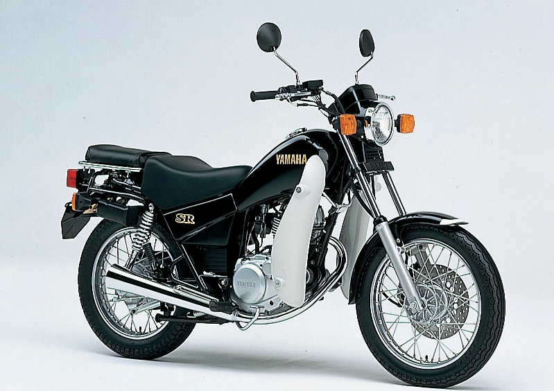 YAMAHA&nbsp;SR125