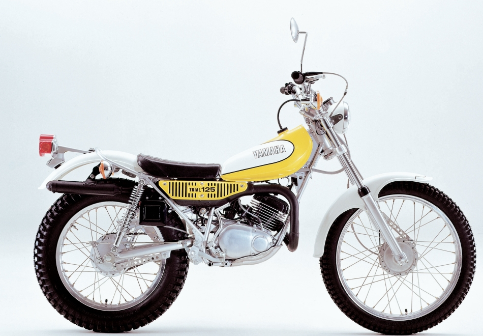 YAMAHA&nbsp;TY125