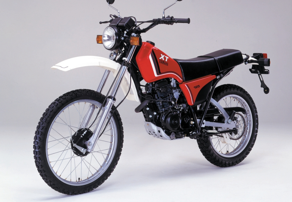 YAMAHA&nbsp;XT125