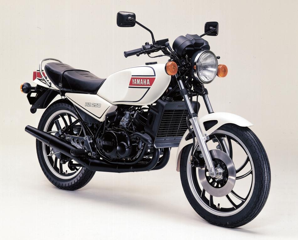 Yamaha Rz Parts