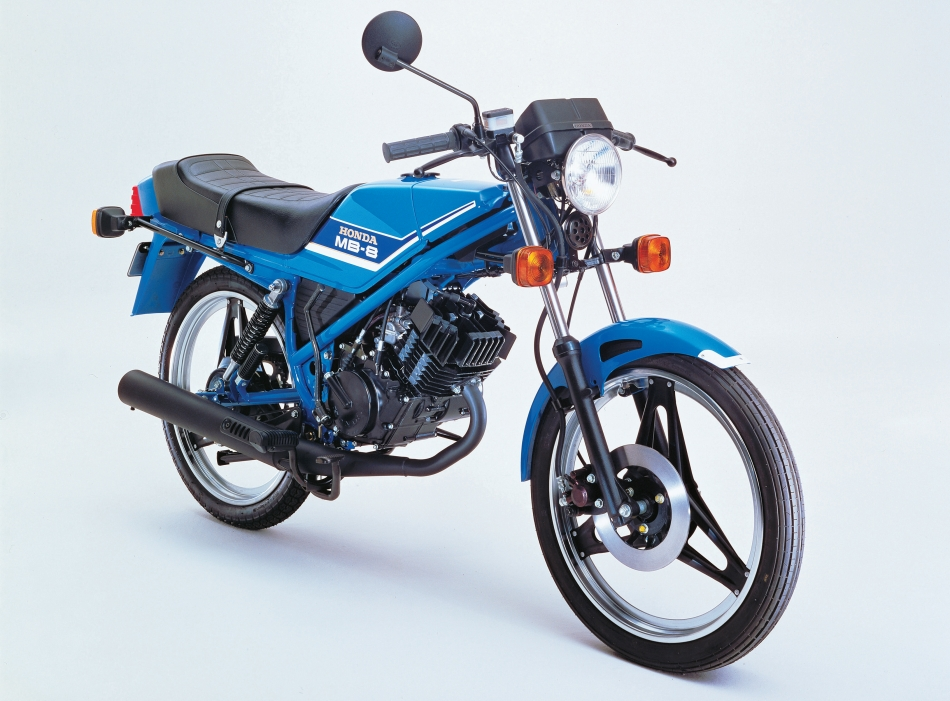 HONDA&nbsp;MB80