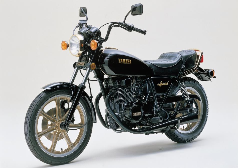 Yamaha Xs Special Parts