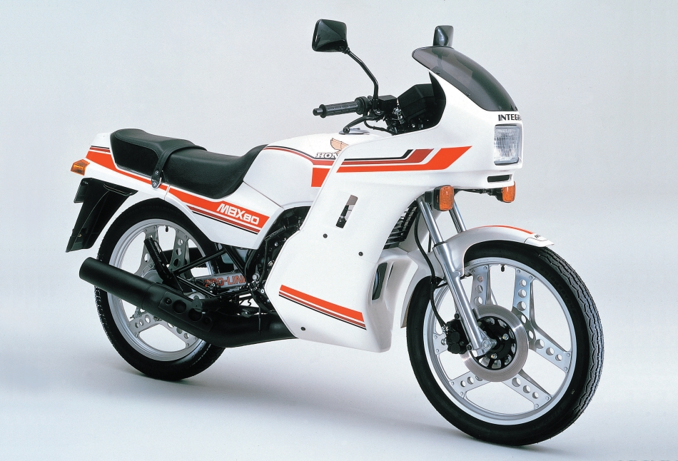 HONDA&nbsp;MBX80