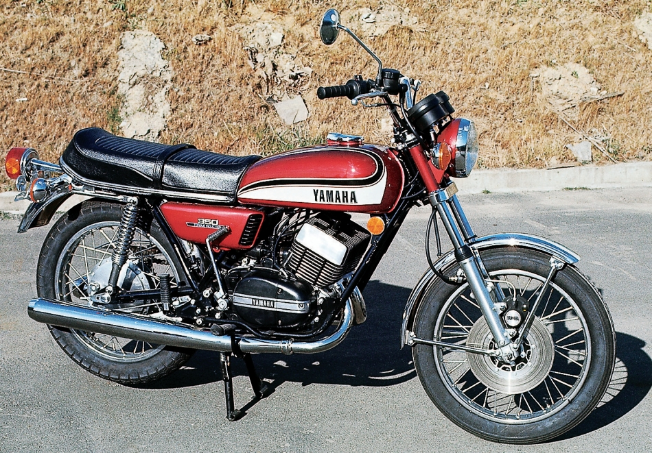YAMAHA&nbsp;RD350