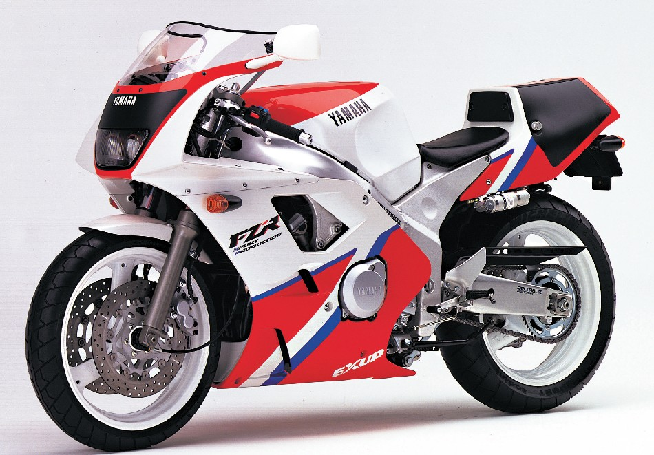 YAMAHA&nbsp;FZR400