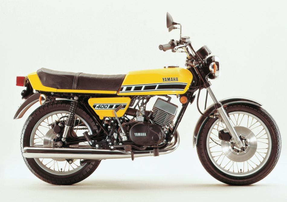 YAMAHA&nbsp;RD400