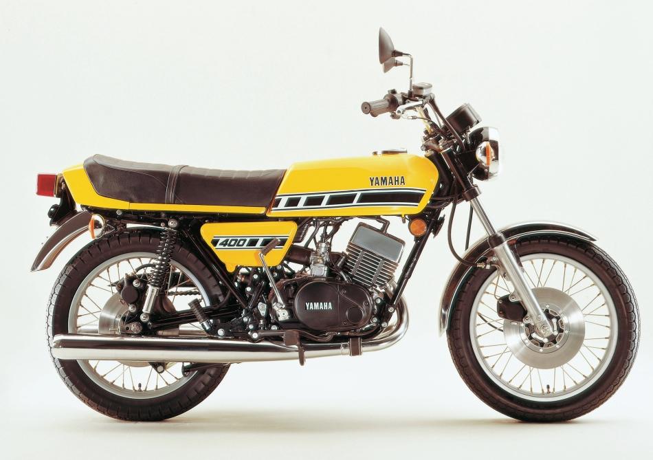 Yamaha Rd Parts