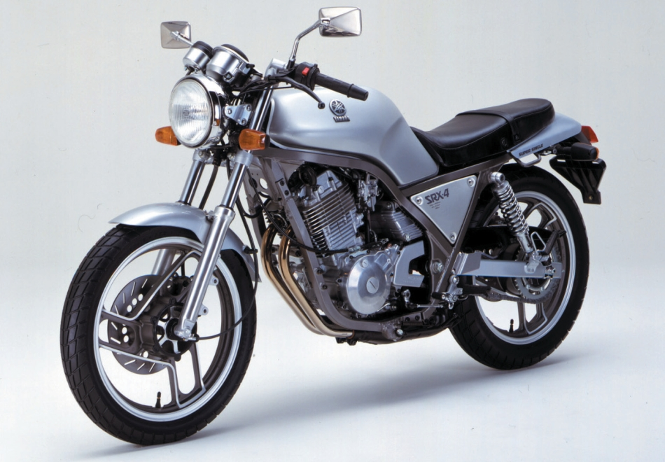 YAMAHA&nbsp;SRX400
