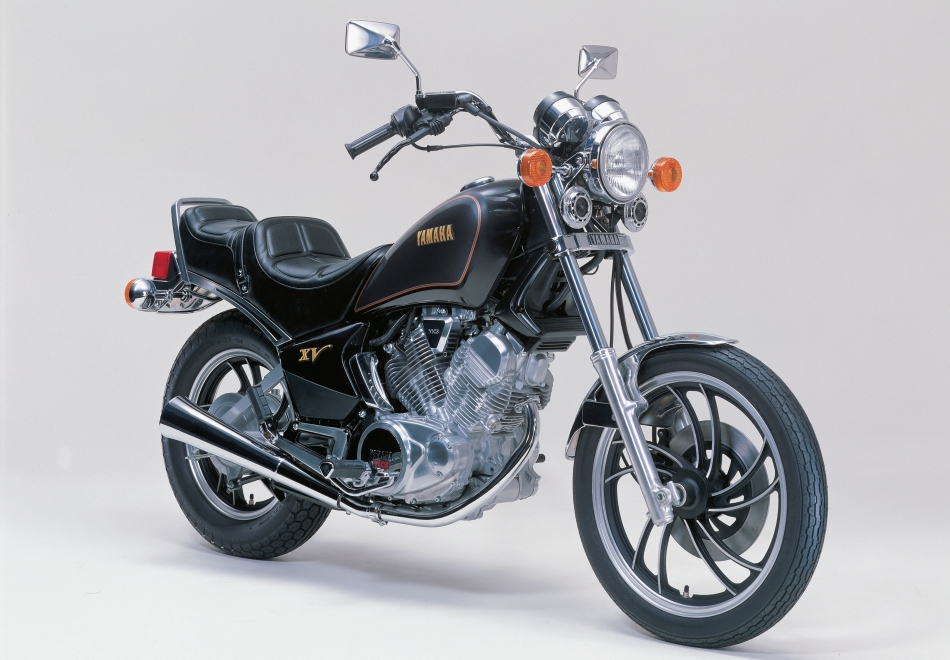 YAMAHA&nbsp;VIRAGO400