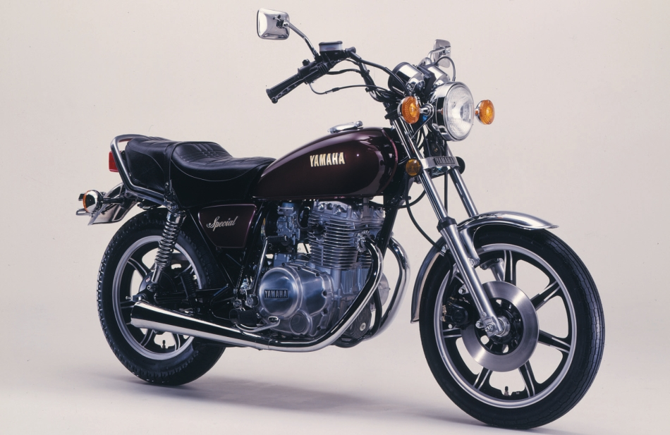 YAMAHA&nbsp;XS400