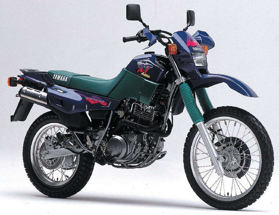 YAMAHA&nbsp;XT400 ARTESIA