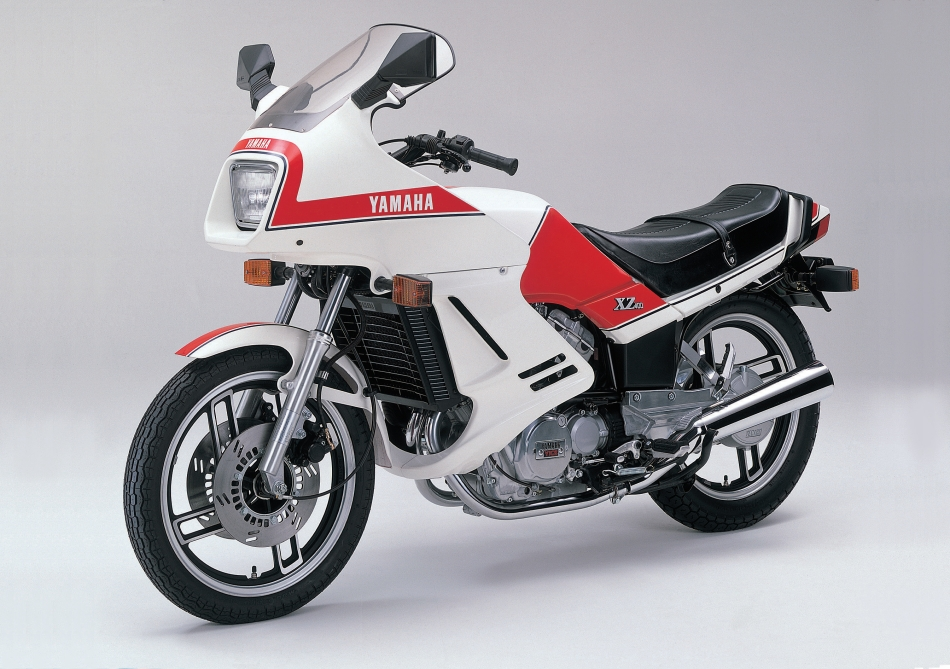 YAMAHA&nbsp;XZ400