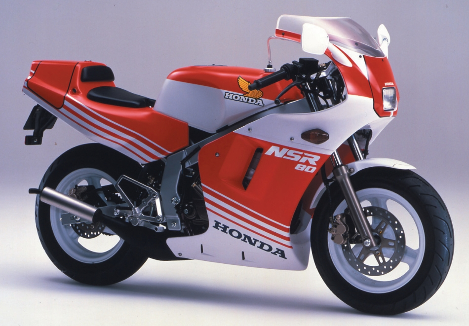 HONDA&nbsp;NSR80
