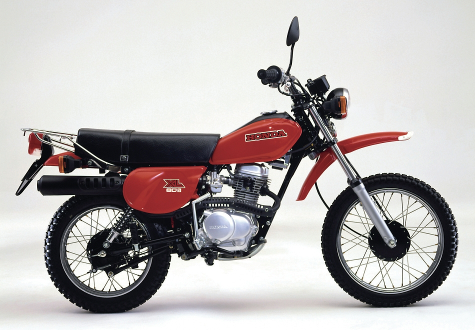 HONDA&nbsp;XLR80