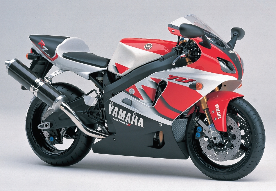 YAMAHA&nbsp;YZF-R7