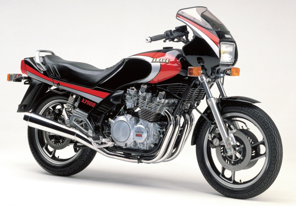 YAMAHA&nbsp;XJ900