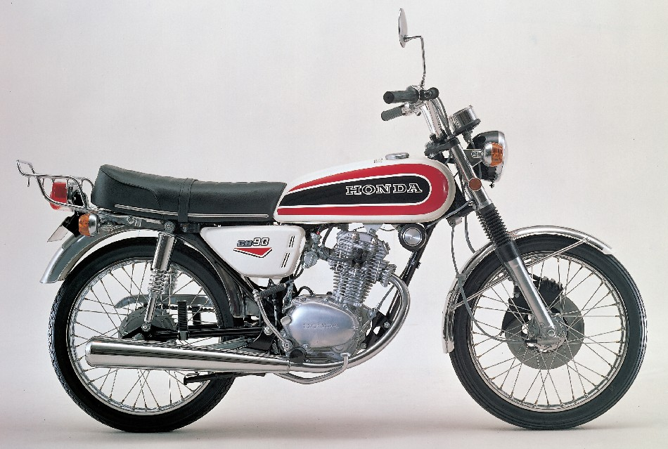 HONDA&nbsp;CB90