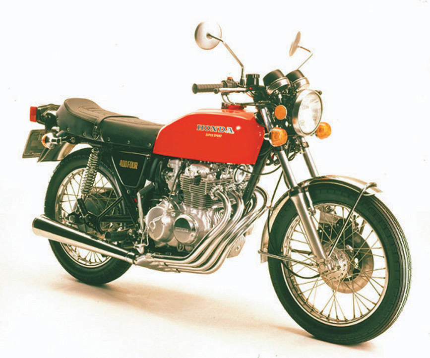 HONDA&nbsp;CB400FOUR
