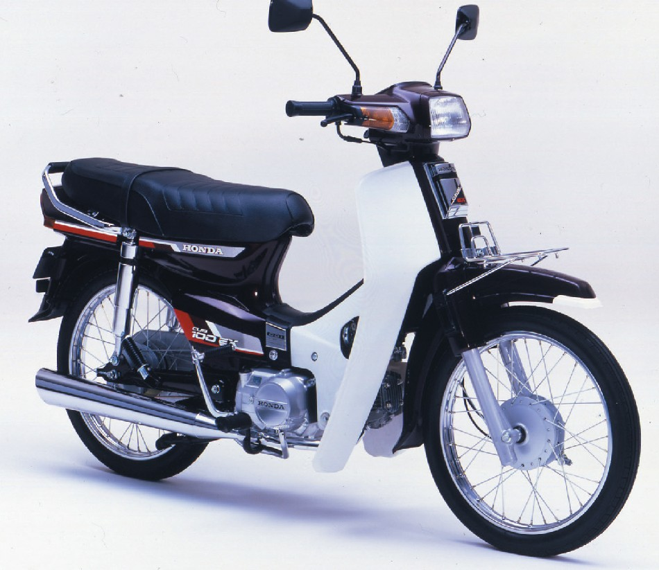 HONDA&nbsp;CUB100