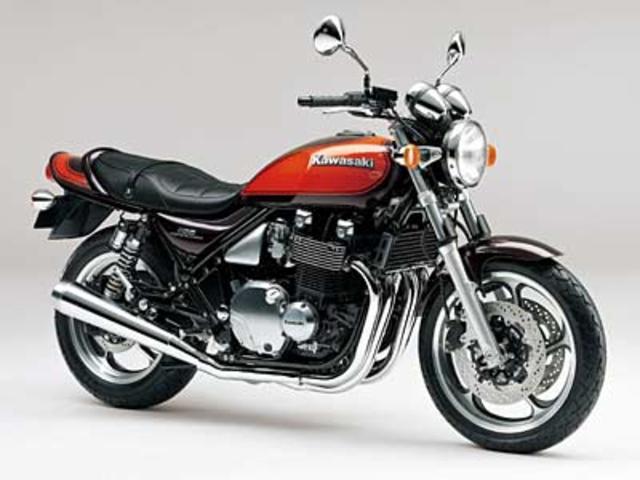 Kawasaki Motorcycle Model Kits