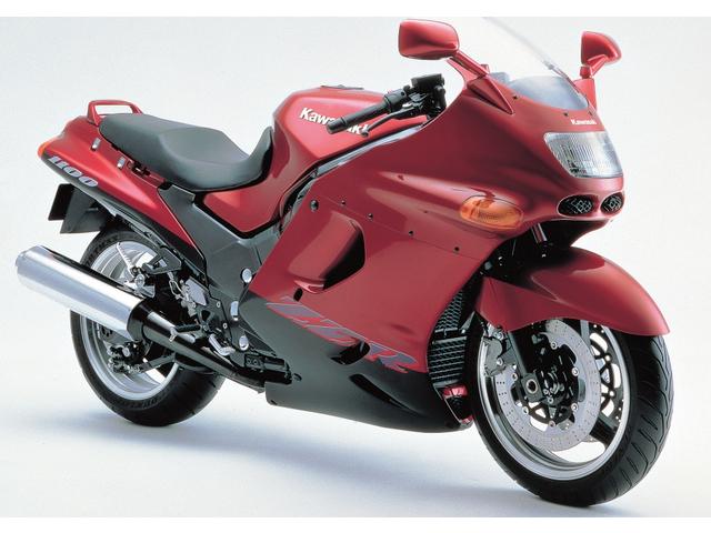 カワサキ Zzr1100 海外中古バイクパーツ 1 ウェビック