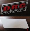【DRC】商標貼紙 HARD-WARE S(60mm) - 「Webike-摩托百貨」