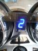 【HEALTECH ELECTRONICS】GIpro-X WSS 檔位顯示器藍色款 - 「Webike-摩托百貨」