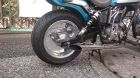 【G-Craft】APE100後輪用 12英吋寬版輪框套件 3.75J - 「Webike-摩托百貨」