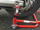 【J-TRIP】長滾輪後駐車架 (包含V型支撐座) - 「Webike-摩托百貨」