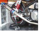 【MotoGear】通用型鈦合金消音器 外徑φ100 插入徑φ50.8 出口徑φ60.5  TYPE C - 「Webike-摩托百貨」