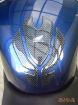 【HONDA】油箱貼片:碳纖維印刷型式 - 「Webike-摩托百貨」
