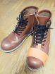 【Buggy】ZIP up 工作靴 - 「Webike-摩托百貨」