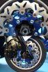 【KN企劃】加大煞車碟盤 260mm 【藍色/碟盤單品】 Type 7 - 「Webike-摩托百貨」