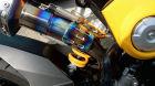 【K-FACTORY】鈦合金・排氣管護蓋L - 「Webike-摩托百貨」