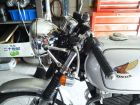 【WM】前叉夾箍固定式方向燈支架組Φ35 - 「Webike-摩托百貨」