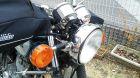【CRAFTMAN】SR用 不銹鋼頭燈支架 - 「Webike-摩托百貨」