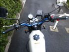 【POSH】Super bike把手(材質:鐵)黑色 - 「Webike-摩托百貨」