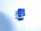 【KITACO】鋁合金洩油螺絲 D-1 - 「Webike-摩托百貨」