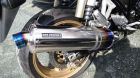 BEAMS R - EVO Slip - on muffler