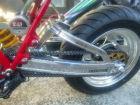 【OVER】後搖臂 OV型式 附平衡架 5cm加長型 鼓式 煞車專用 - 「Webike-摩托百貨」