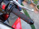 【PRO GRIP】握把套#717 黑色/紅色 - 「Webike-摩托百貨」