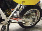 FACTORY EFFEX HONDA Swing arm decal
