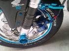 【KN企劃】2POT 鋁合金切削加工 對向煞車卡鉗  (藍色) - 「Webike-摩托百貨」